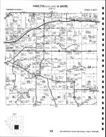 Hamilton Township - South, Barre Township, West Salem, La Crosse County 1983